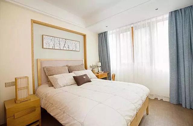 卧室窗帘怎么选择颜色搭配?颜色搭配案例,总有一个能戳中你的心!