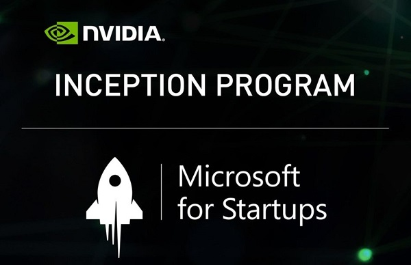 携手英伟达:微软希望为AI初创企业提供助力_for