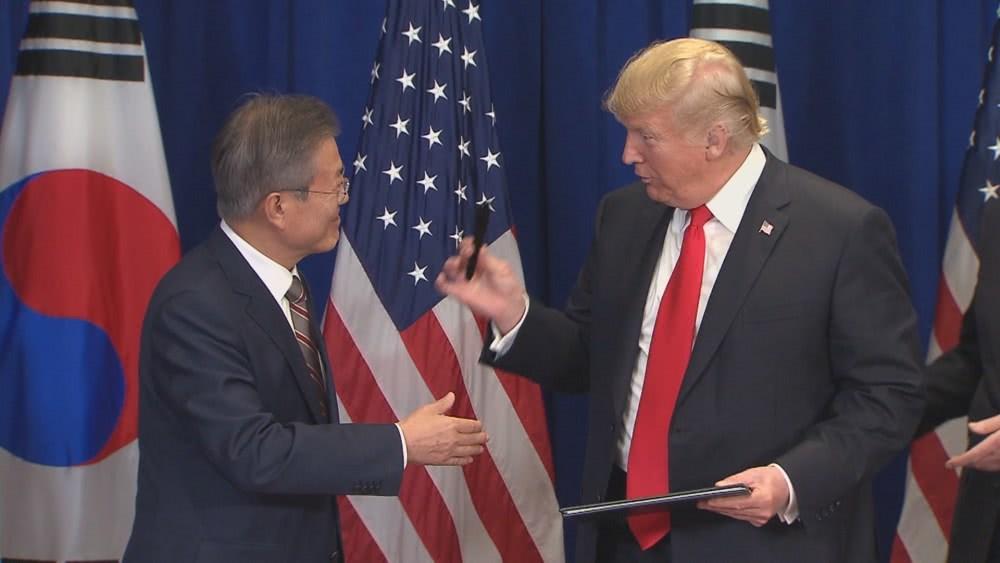 美要求韩国交5倍保护费,日本人:日本只涨了4倍,美国人更爱我们_美军