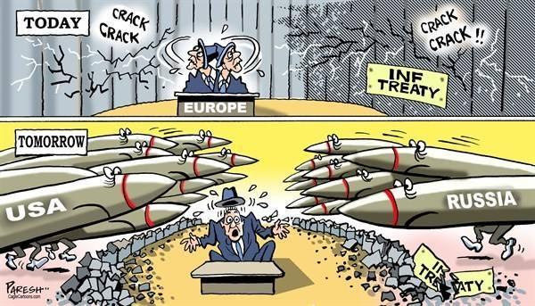 美军核武器要被轰出去?刚刚,西方重量级人物直接叫板美国_中欧新闻_欧洲中文网