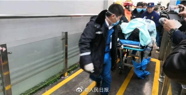 山东梁宝寺煤矿事故被困11人全部获救:我想给媳妇打个电话