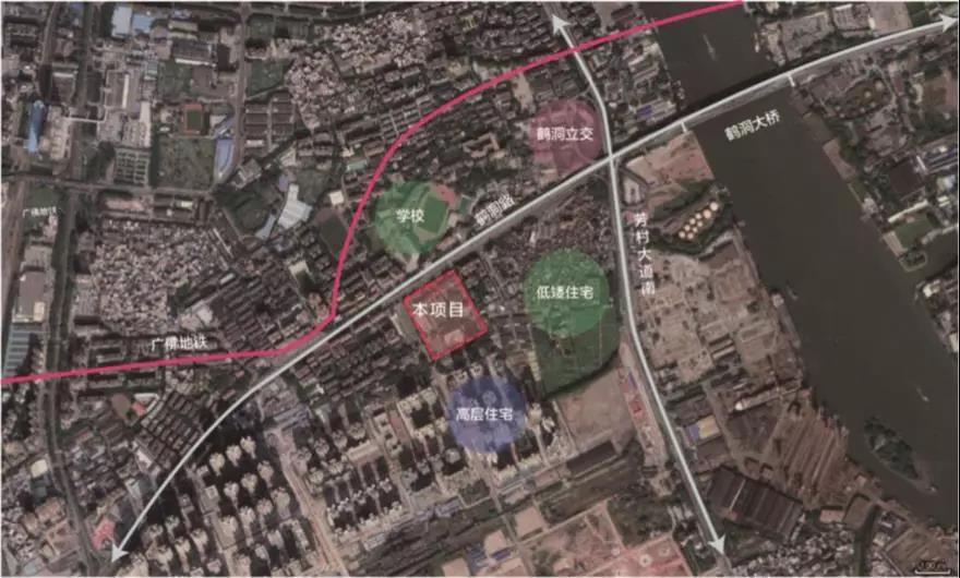 离地铁站仅500米!广州这一片区将建大型三甲医院,配套超给力
