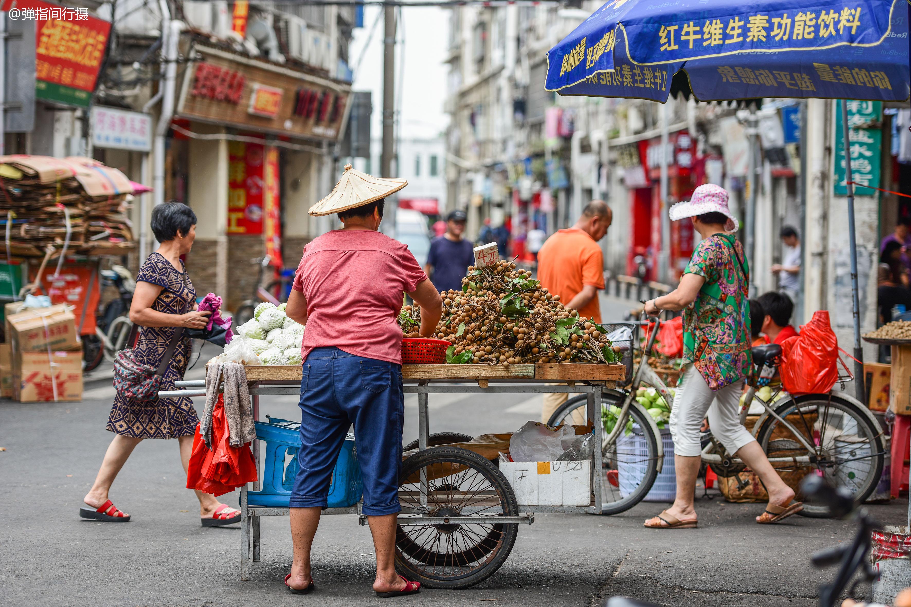 """厦门最古老的市场,逐渐变成""""网红""""景点,本地人却越来"""