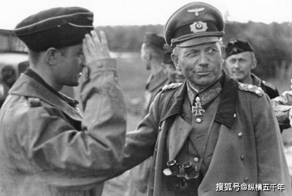 苏联元帅吹牛:能全歼古德里安,结果自己成光杆司令