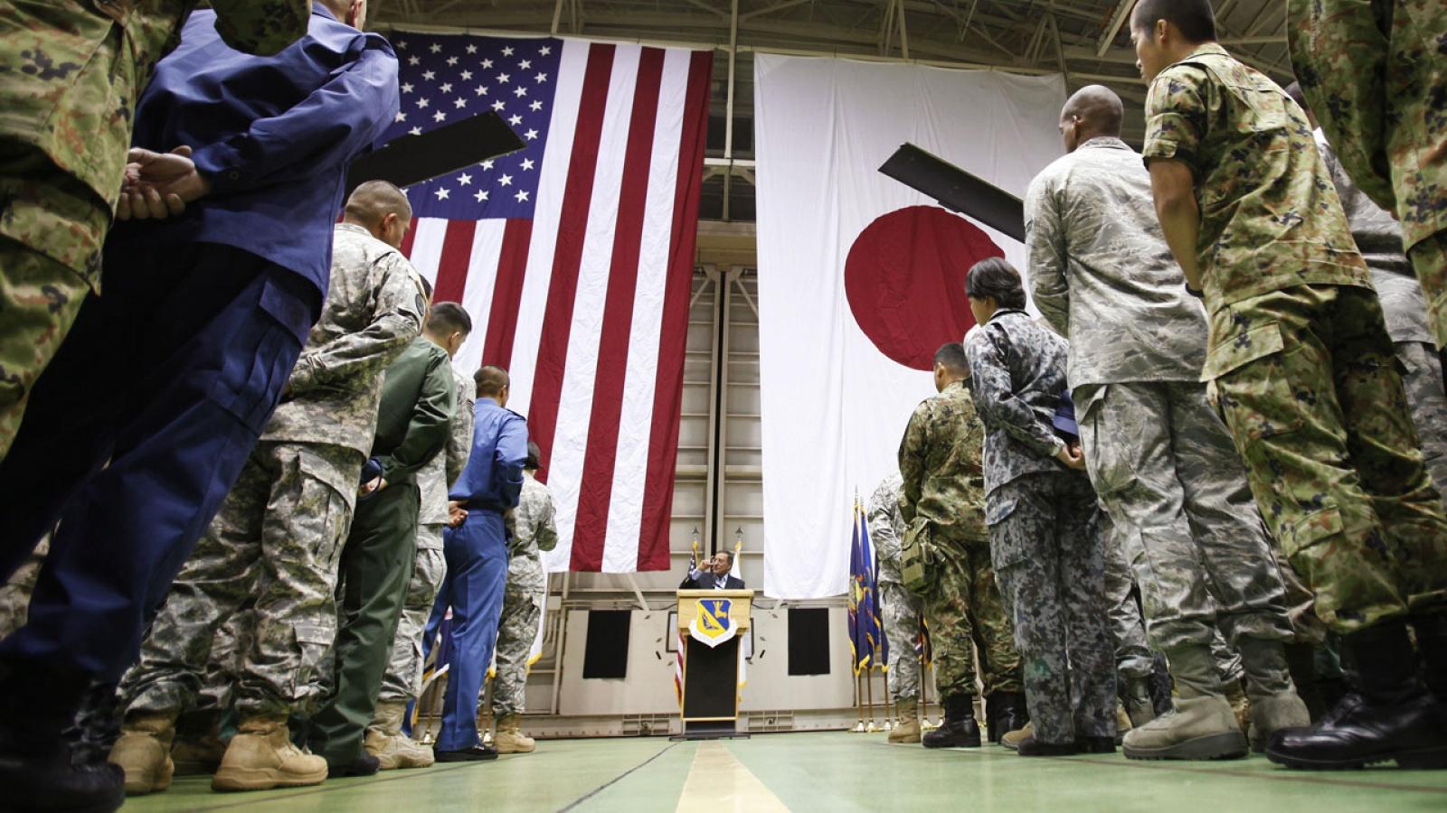 """不断要求盟国为驻军埋单揭秘美国天价""""保护费""""用在哪_美军"""