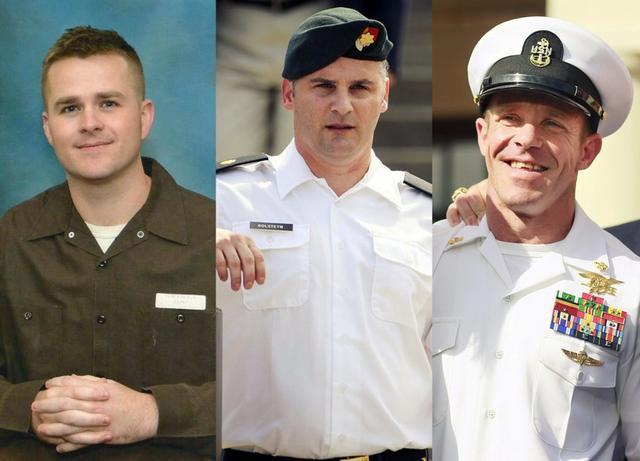 白宫赦免3名涉美国大兵,这是鼓励美军在全世界滥杀无辜_特朗普