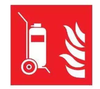 消防软管卷盘   标示消防软管卷盘、消火栓箱、消防水带的位置.