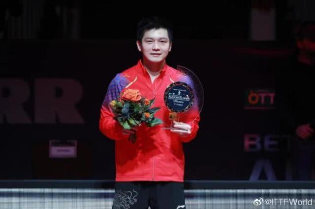 3-0横扫日本张本智和夺冠,4-3逆转世界冠军,樊振东剑指世界杯