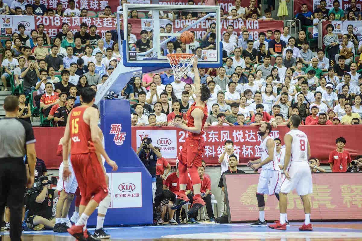 2020年重点篮球赛事营销赞助项目_联赛