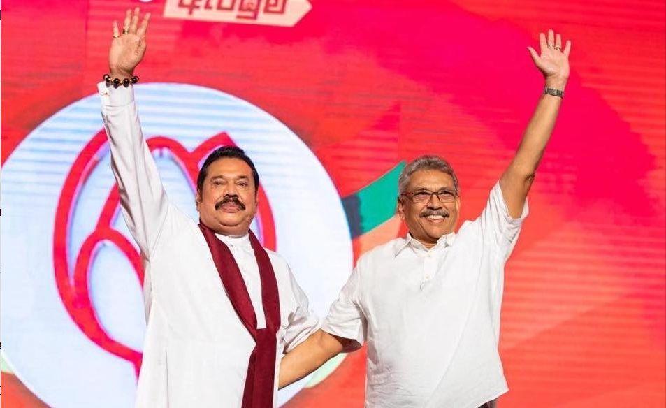 斯里兰卡总统任命亲哥哥为新总理