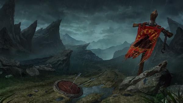 《魔獸爭霸3:重制版》更新加入戰役載入界面