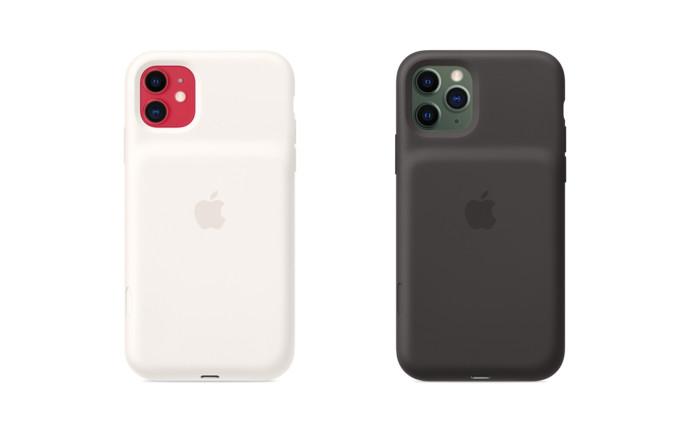 苹果上架iPhone11系列智能充电壳,新增拍摄按键,售价1071元|钛快讯