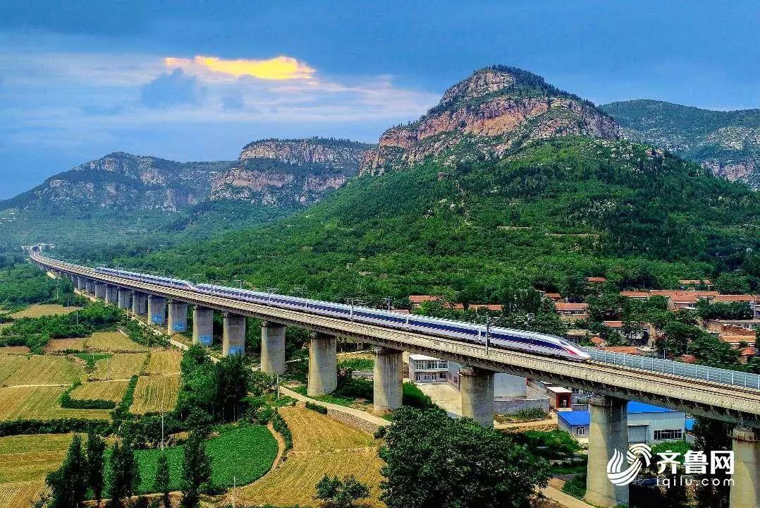 山东省将开行环形高铁