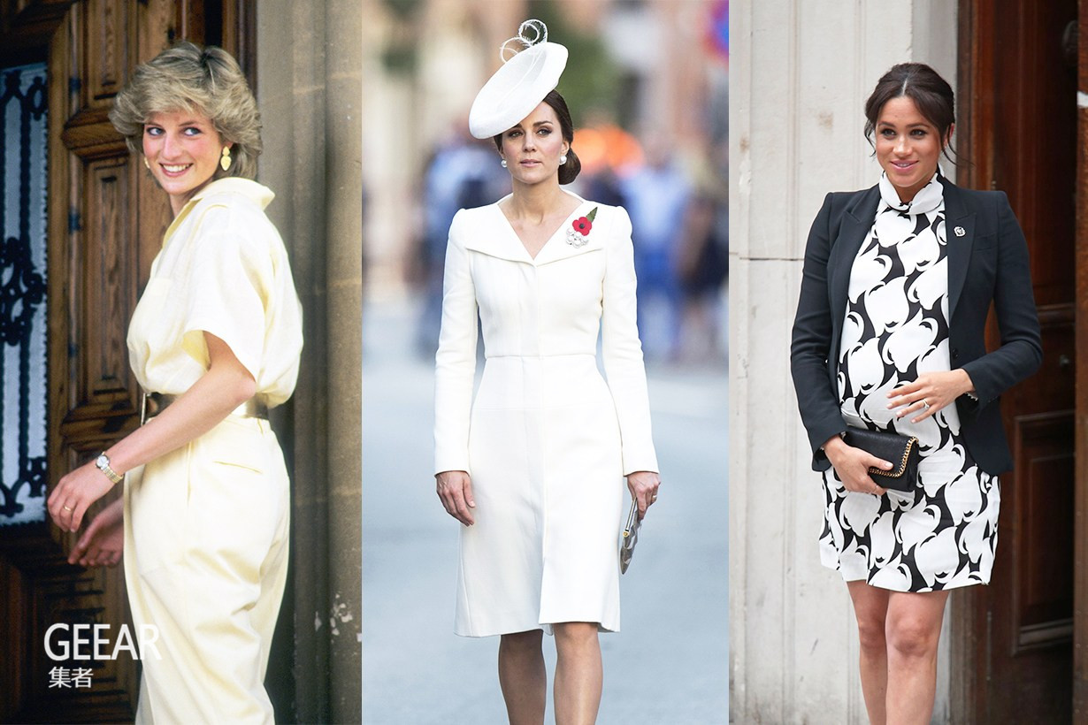 想拥有皇室成员般的优雅时尚造型?就要学这些穿搭贴士!_凯特