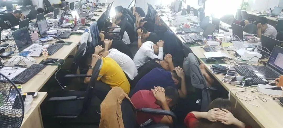 外汇模拟平台-大马破史上最大非法外汇投资集团逮近千中国籍男女有人跳楼逃生
