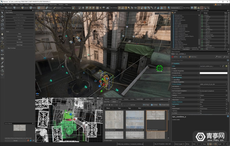 不仅有《Half-Life:Alyx》VR游戏,还有一个VR游戏编辑器