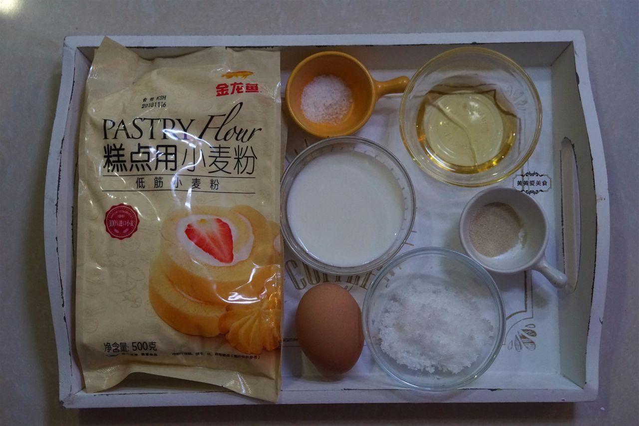 万人收藏的华夫饼方子,不用黄油就搞定,3分钟一个,越吃越香