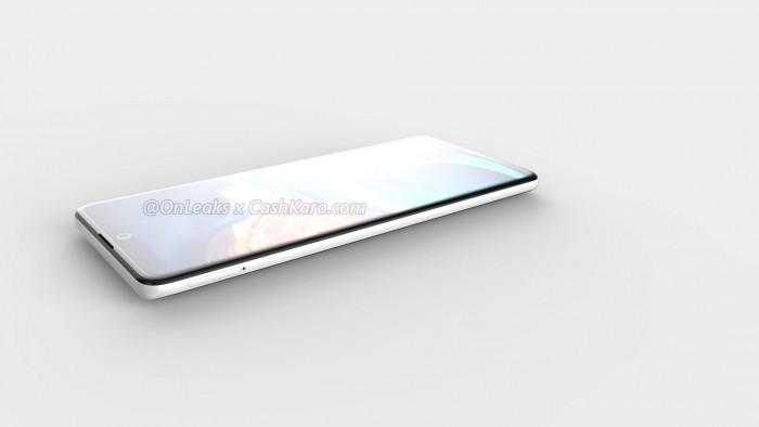 三星GalaxyA71智能手机渲染图曝光