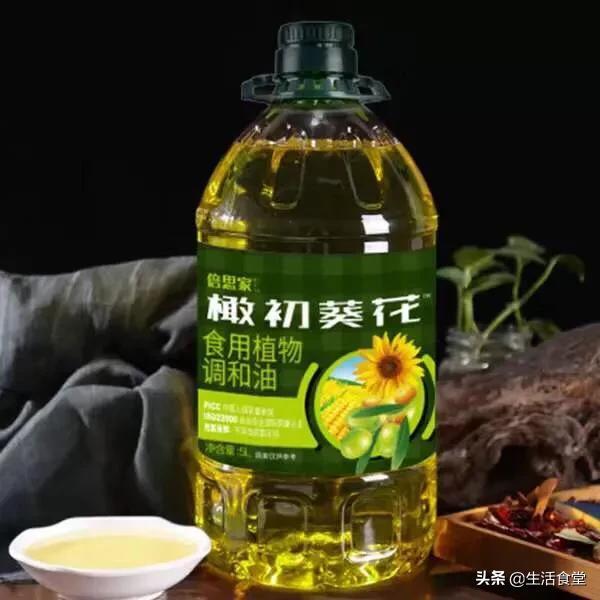 食用油健康排名前十_食用油图片