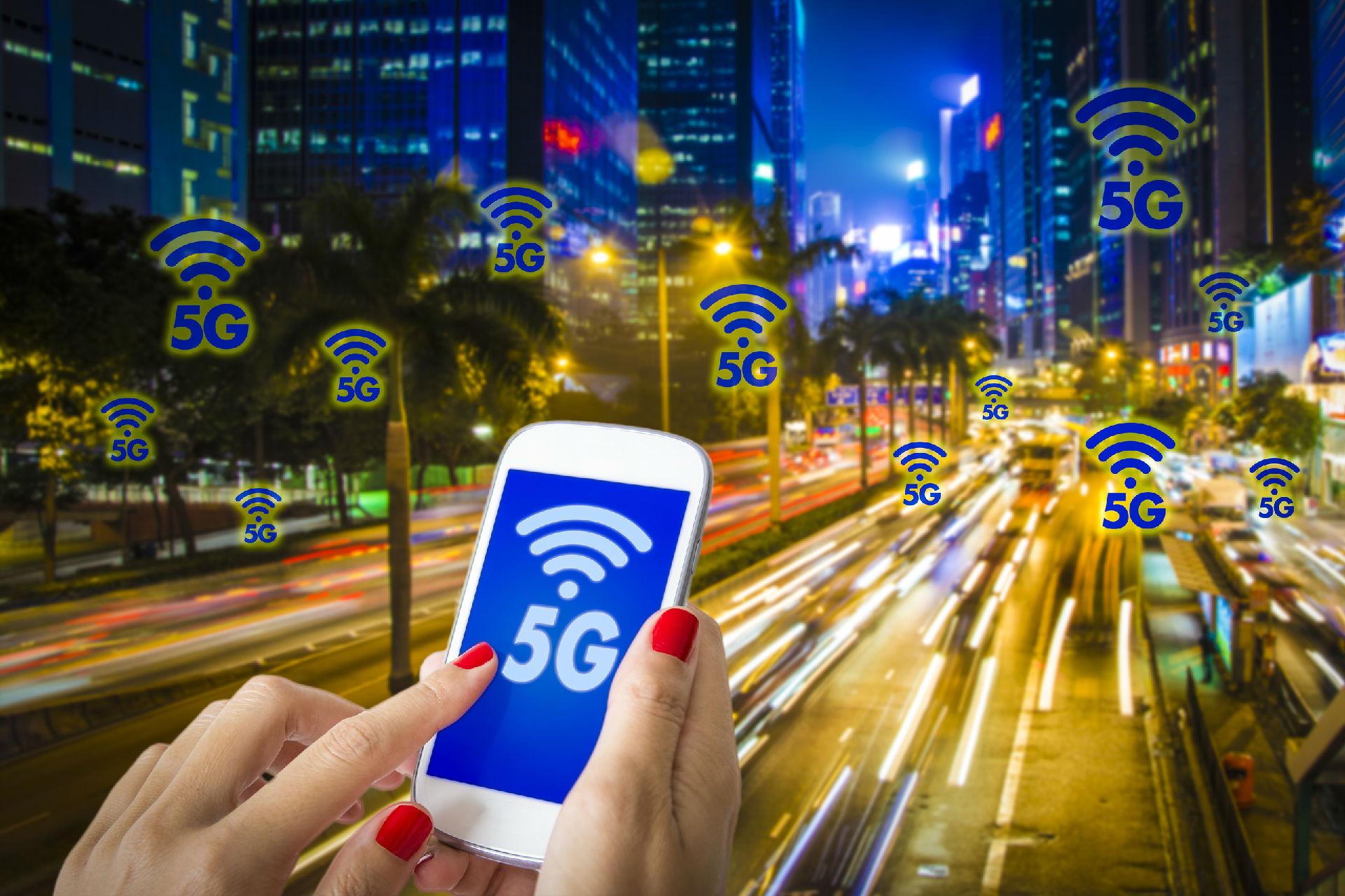 《5G青年空降手册》报告:5G未来三大趋势,呈现八大场景