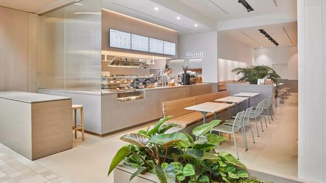 咖啡品牌创意空间设计