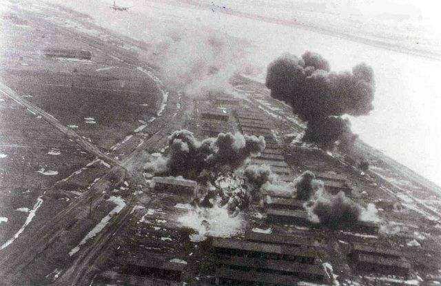 志愿军假阵地诱敌,一天击落击伤美军飞机30架,自身无一损失