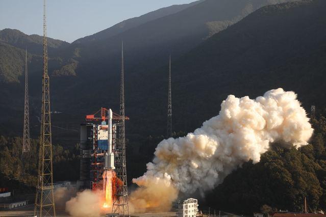 刚刚,上天的中国北斗卫星突破50颗!