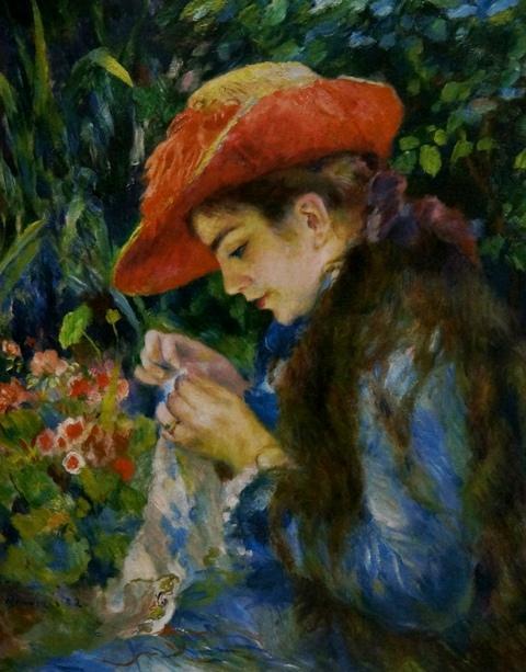美国克拉克艺术馆藏,莫奈、马奈、雷诺阿等法国艺术家绘画精品