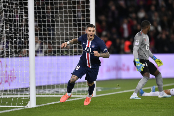 法甲-内马尔复出伊卡尔迪迪马利亚破门 巴黎2-0