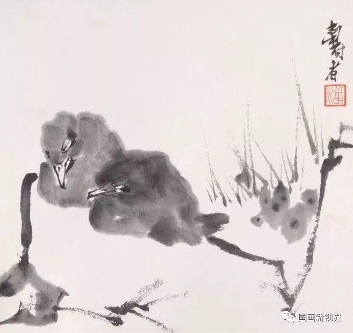 鉴赏 | 什么是中国画的极简?在这6位大师的笔下