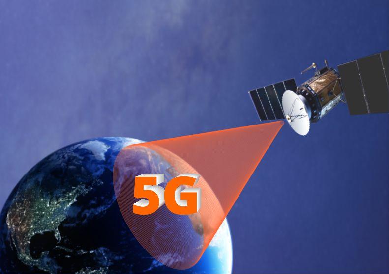 首顆5G衛星出廠 未來在外太空也能連接互聯網?