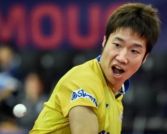 恶战!日本乒乓名将4-3险胜世界冠军,决胜局最后一球定输赢