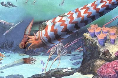 恐龙出现之前的地球怪兽,奇特的长相丝毫不逊于恐龙