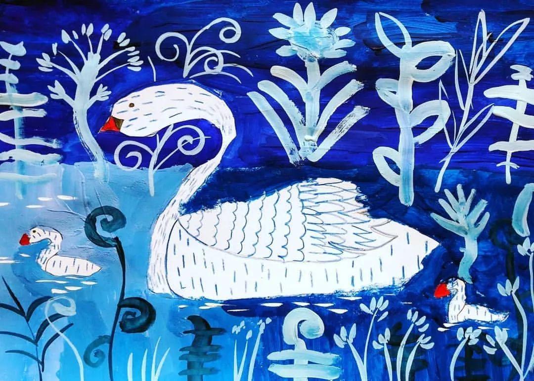 幼儿园大班美术优质课展示《绘画》_教学视频-教育-高清... -优酷