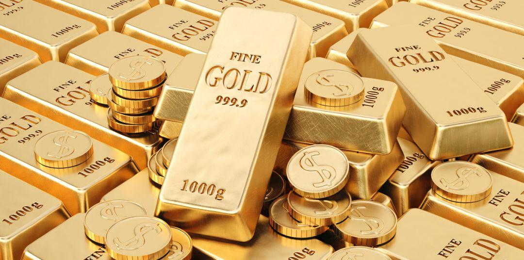 黄金交易-美联储降息给负利率和黄金资管带来的影响