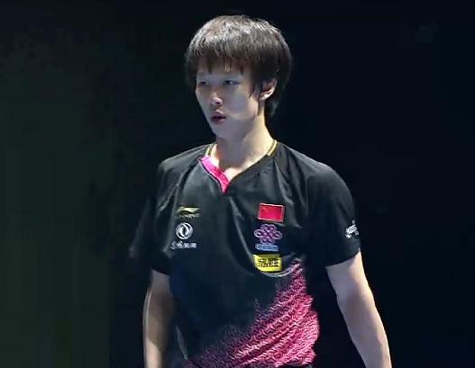 日本乒乓名将出局!戴上眼镜没用又摘掉,惨遭国乒世界冠军逆转