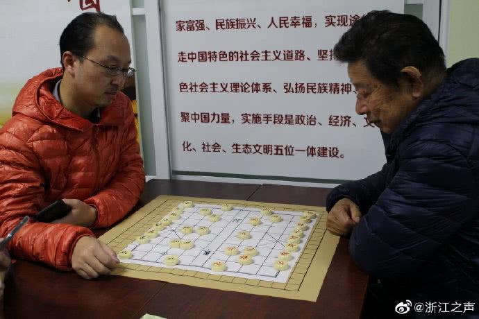 """杭州闸弄口街道举办""""脑力运动会""""暨棋牌比赛"""
