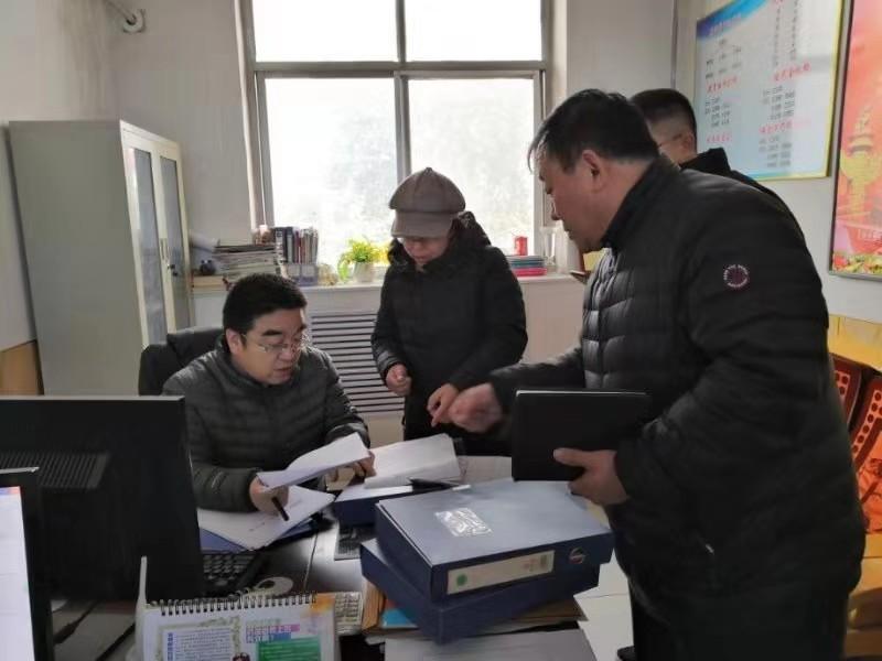 栾城区李冶街小学:冬季校园安全迎检