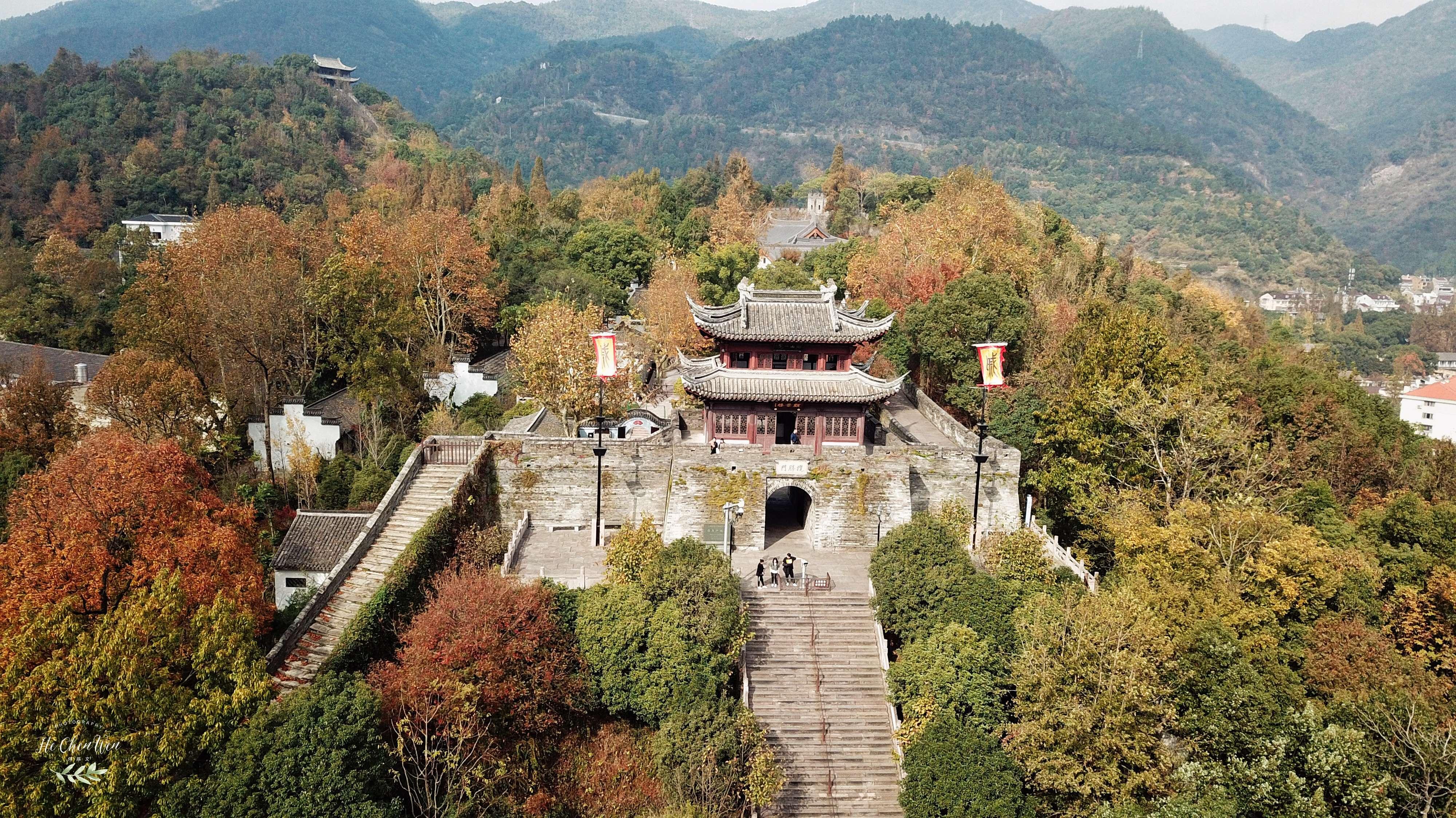 """原创江南的八达岭,被誉为北方明长城的""""蓝本"""",还能防洪和御敌"""