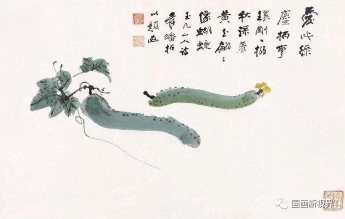 【国画知识】什么是中国画的极简?在这6位大