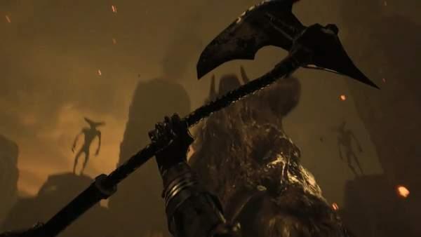 黑暗奇幻《洛恩之王》上架Steam探索压抑的神秘世界