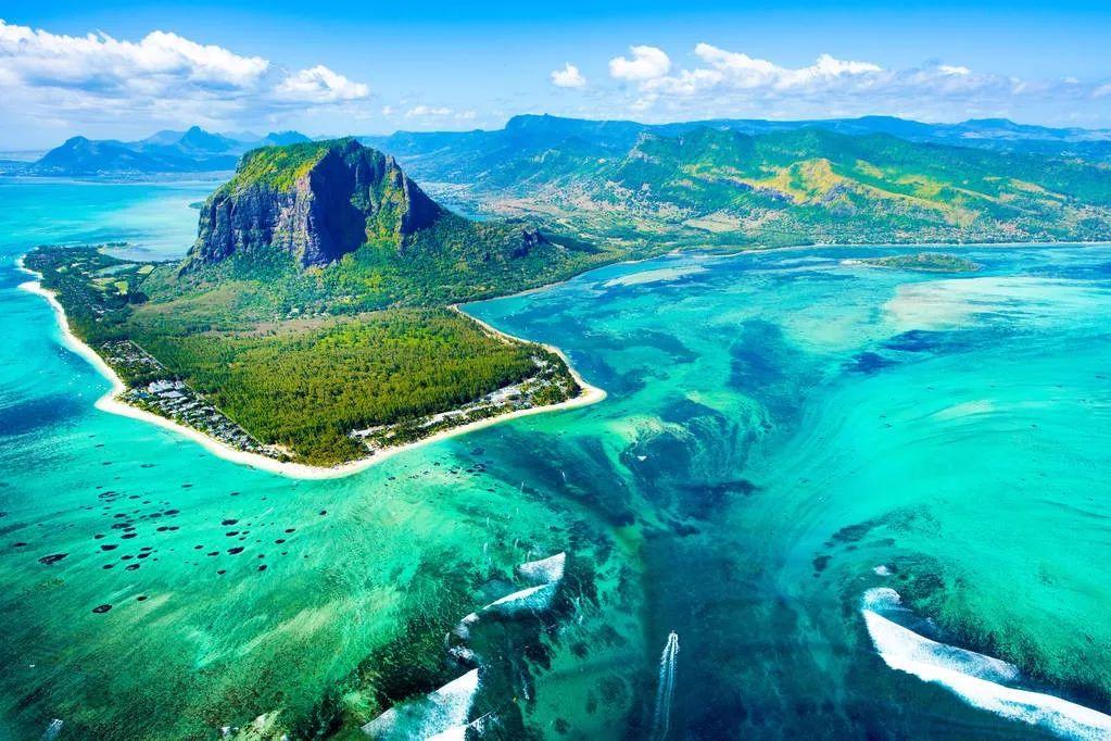 这18个最适合私奔的海岛天堂,看到第2个就想出发!