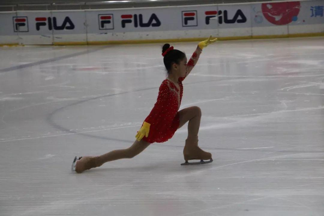 2019年山东省花样滑冰选拔赛暨淄博市第一届冬季全民健身运动会花样滑冰