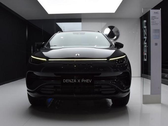 广州车展6款新能源车腾狮X led/最低61800出售