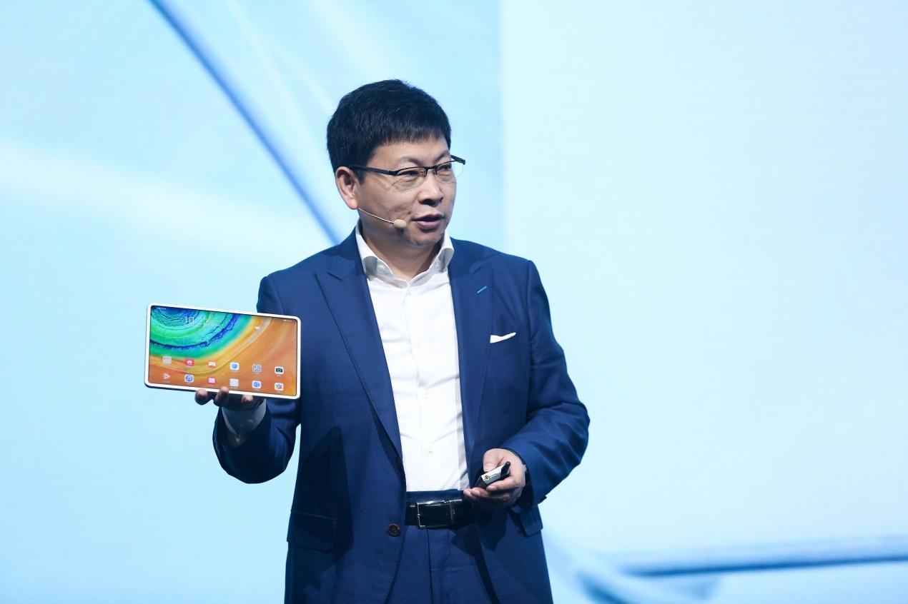 �A��MatePad Pro重新定�x平板�