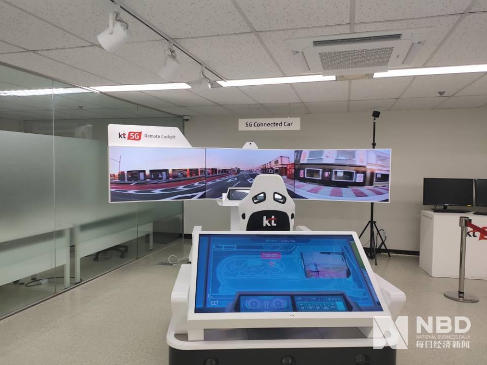 5G的产业应用挖掘空间大韩国近8成科研企业与运营商合作