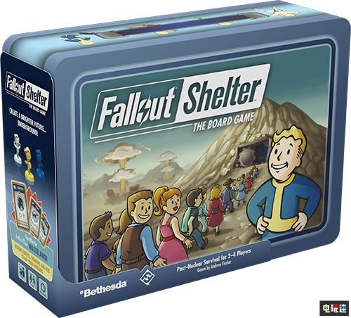 努力当监督《辐射:避难所》将推出桌游版_游戏