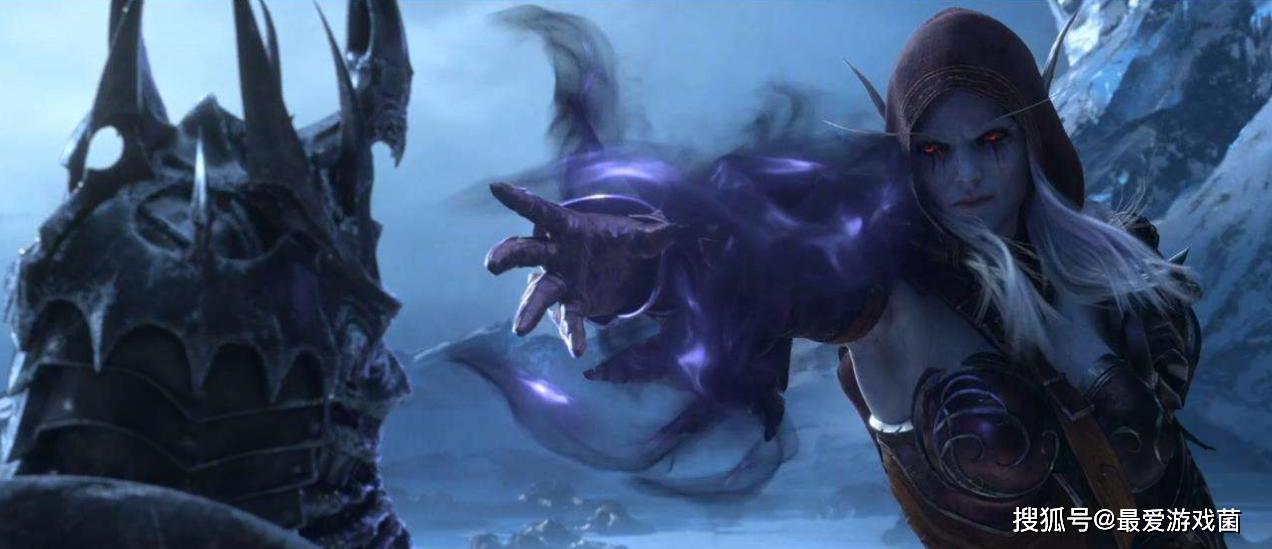 魔獸世界希女王為何點燃聯盟部落戰火?玩家:雙方本來就是敵對!