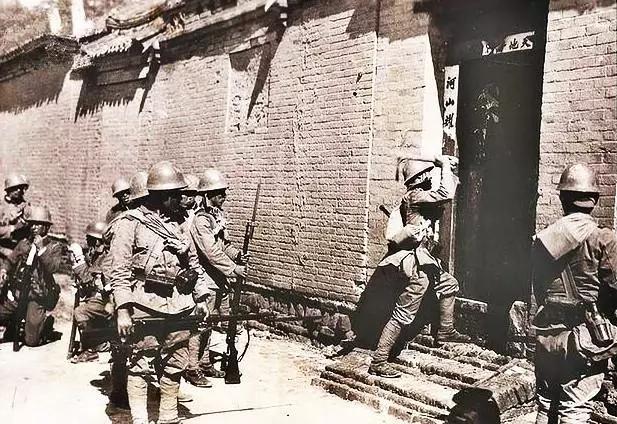 1937年日本人口_回首硝烟 精选珍贵抗日战争老照片