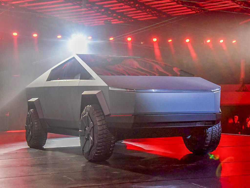 特斯拉在中国开电动皮卡赛博卡车。订金1000元|特斯拉皮卡价格